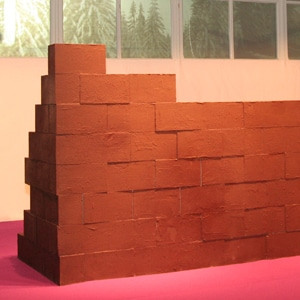 chocolate-wall