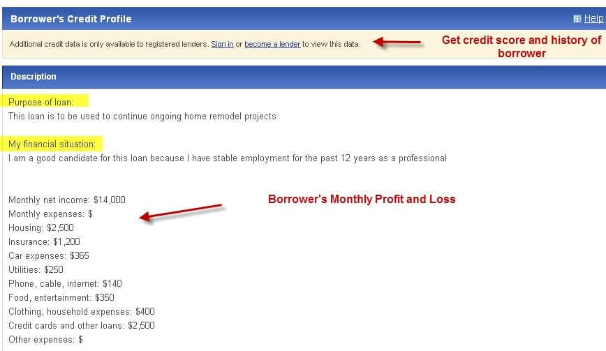 Prosper Review Is It Risky Social Lending And Investing