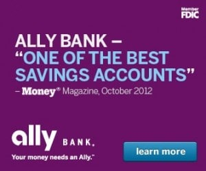 Ally Bank Box Banner