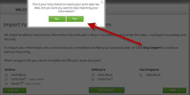 hr block software review