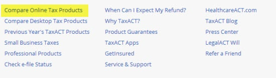 TaxACT Review - Lowest Tax Software Cost For A Reason