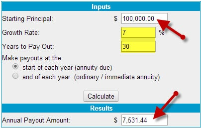 how and to annuitize your money without buying an annuity wealth